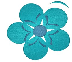 Spring Flower embroidery design