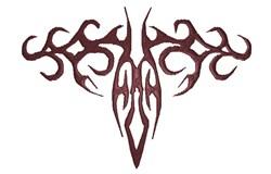 Tattoo Design embroidery design