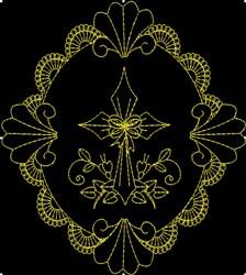 Cross Design embroidery design