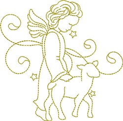 Christmas Time embroidery design