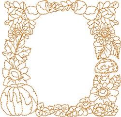 Monogrammed Keyfob Letter V embroidery design