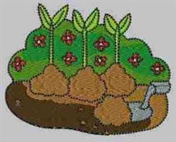 Planting Seeds embroidery design
