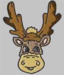 Winter Alphabet Y embroidery design