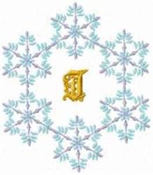 Christmas Fantasy Alphabet I embroidery design