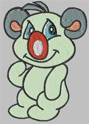 Cartoon Koala embroidery design