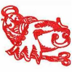 Redwork Crafts embroidery design