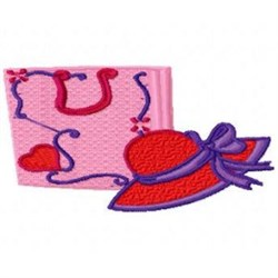 Redhat Decor embroidery design