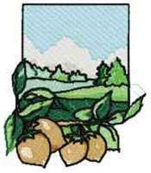 Farm Chickpea embroidery design