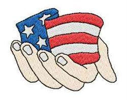 USA Hand embroidery design