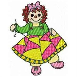 Quilting Ann embroidery design