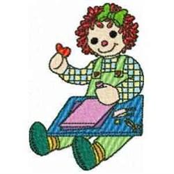 Craft Ann embroidery design