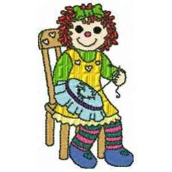 Loom Ann embroidery design