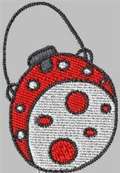 Ladies Purse embroidery design