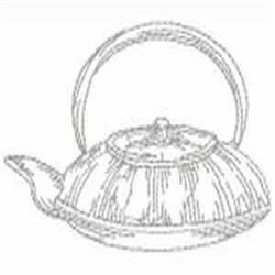 RW Kettle embroidery design