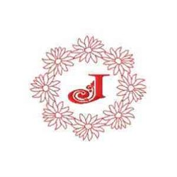 Daisy J embroidery design