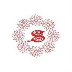 Daisy S embroidery design