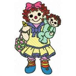 Nanny Ann embroidery design
