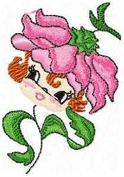 Petal Denise embroidery design