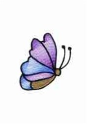 Watercolor Butterfly embroidery design