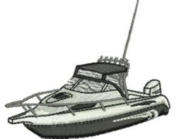 Cruiser embroidery design