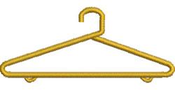 Coat Hanger embroidery design