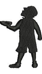Oliver Twist embroidery design