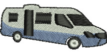 Model Sweet Vintage Recreational Vehicle Or RV Is A Fun Lightstitching