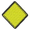 Road Sign Crest embroidery design