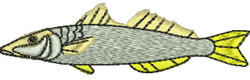 Whiting embroidery design