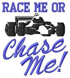 Auto Chase embroidery design