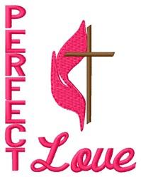 Perfect Love embroidery design