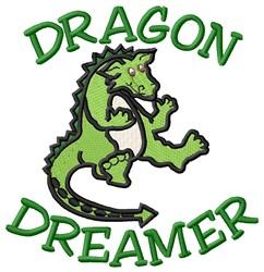 Dragon Dreamer embroidery design