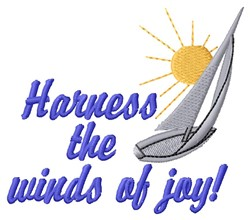 Winds Of Joy embroidery design