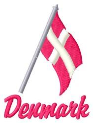 Denmark embroidery design