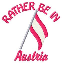 In Austria embroidery design