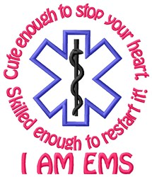 Restart Heart embroidery design