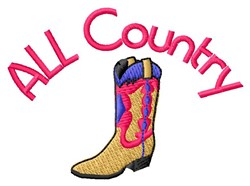 All Country embroidery design