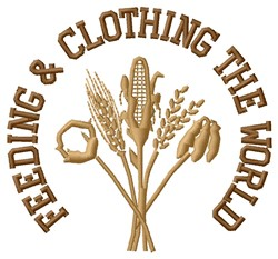 Clothing World embroidery design