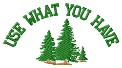 What You Have embroidery design