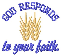Your Faith embroidery design