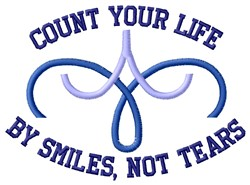 Your Life embroidery design