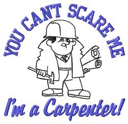 Im A Carpenter embroidery design