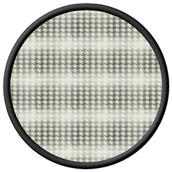 Circle Shape Applique embroidery design
