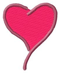 Love Heart embroidery design