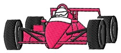 Go Cart embroidery design
