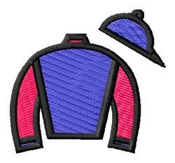 Jockey Uniform embroidery design