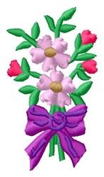Floral Bouquet embroidery design