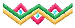 Southwest Decoration embroidery design