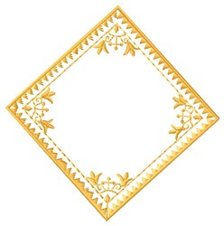 Diamond Decoration embroidery design