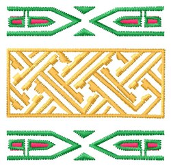 Southwest  Decoration embroidery design